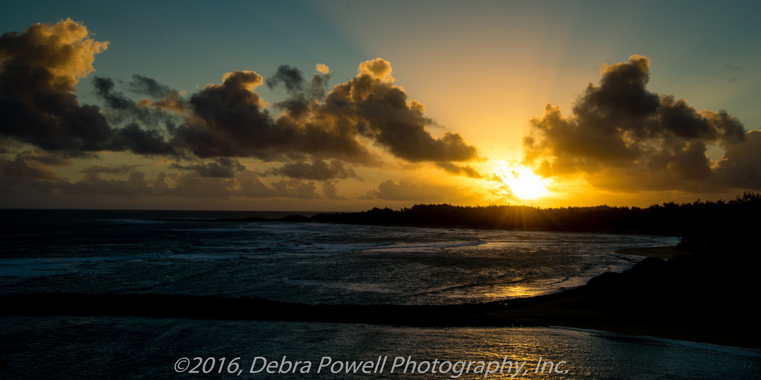 Sunrise at Turtle Bay 2
